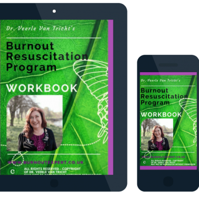 Module 6 of burnout program